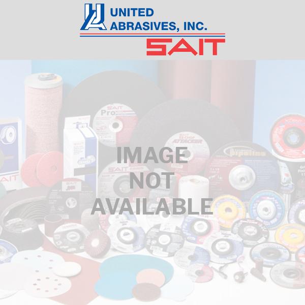 United Abrasives SAIT 77752 3X2X1//4 Non-Woven Interleaf Wheel Medium 8